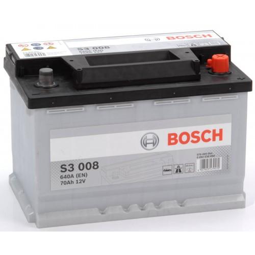 Μπαταρία για Αυτοκίνητα Bosch S3 008