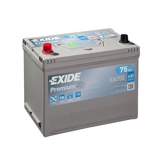Μπαταρία Αυτοκινήτου EXIDE Premium EA955