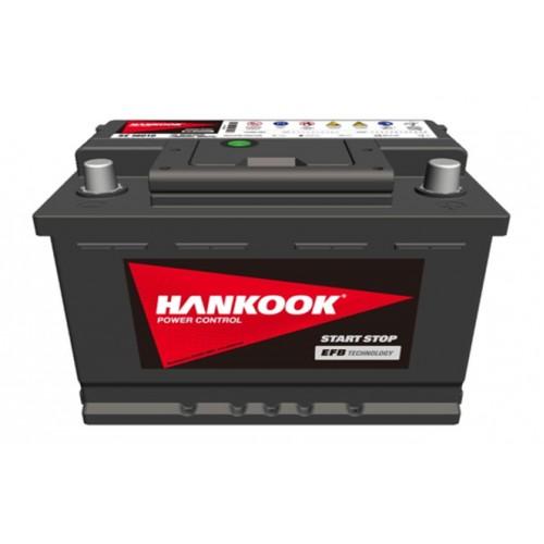 Μπαταρία START STOP HANKOOK EFB SE57010