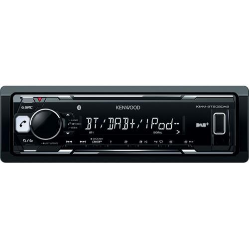 KENWOOD KMM-BT502DAB RADIOUSB-IPOD/IPHONE-BT-DAB TUNER